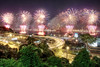 Fireworks Symphony (Tony Shi Photos) Tags: show new york city nyc usa ny spectacular fire photo display fireworks 4 nj 4th firework best celebration macys hudson jul independence macy symphony hdr 2010 nuevayork weehawken 纽约 jult 紐約 نيويورك nikond700 ньюйорк 뉴욕주 tonyshi ניויאָרק