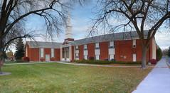 Groveland (Blackfoot) Idaho LDS Chapel (Argio) Tags: idaho ldschurch blackfootidaho grovelandidaho