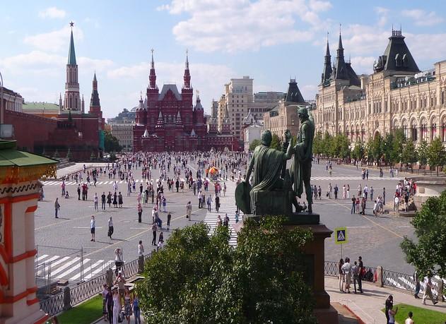 Красная площадь - Red Square