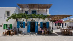 The bar (Natalia Romay Photography) Tags: travel summer bar canon island greek town village greece viajes grecia verano trips isla paros cycladesislands nataliaromay lefkes