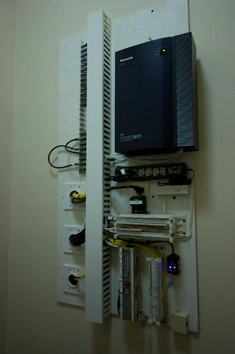 Panasonic Voice Telephone System in Atherton