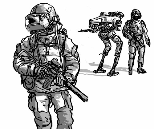 russkii soldat and un peacekeepers