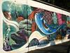 Sok, Saturno AGS & Turkesa (me) (TURKESA (old profile)) Tags: colors girl wall painting graffiti colorful underwater treasure medusa moray saturno ags sok turkesa sokone rabodiga saturnoags turkesart