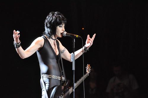 Joan Jett & The Blackhearts at Ottawa Bluesfest 2010