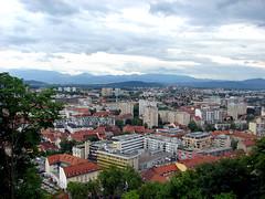 Ljubljana, Slovenia (Eelke de Blouw) Tags: castle slovenia ljubljana slovenija slowenien grad sloveni slovena ljubljanski