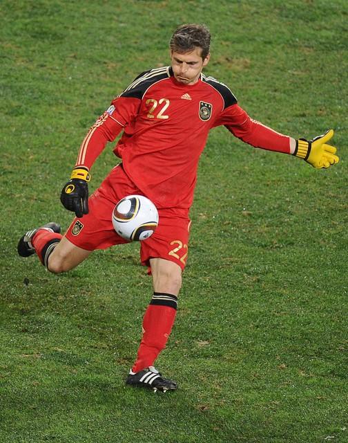 Mundial Sudáfrica Alemania Hans Joerg Butt Jabulani