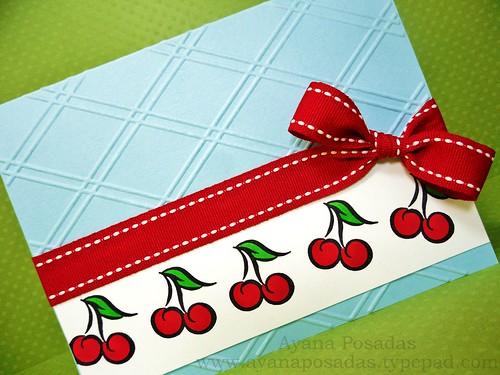 Cherry Card (3)