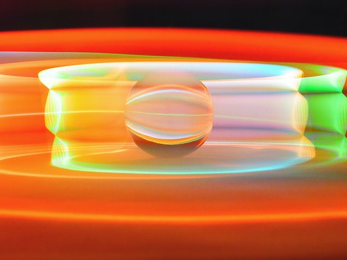 LED rainbow 03/light painting
