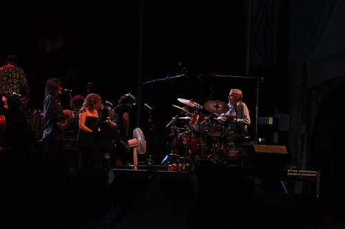 The Levon Helm Band at Ottawa Bluesfest 2010