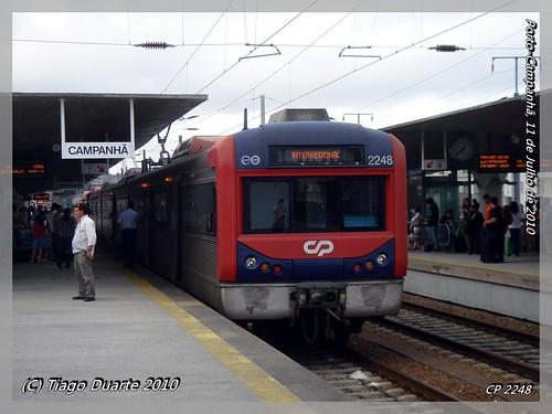 CP 2248 - Porto-Campanhã - 11 de Julho de 2010