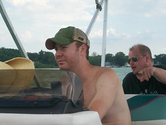 Driving (AMC81) Tags: friends lake chicago beer swim relax fun boat play weekend michigan lounge annual goodtimes