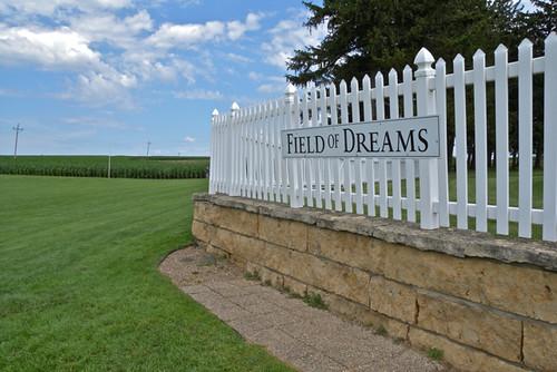 Field of Dreams Movie Site in Dyersville, Iowa