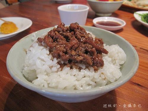 豐盛食堂滷肉飯