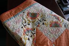 mystery quilt closeup
