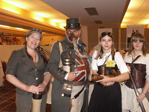 Steampunk, Ancient City Con IV
