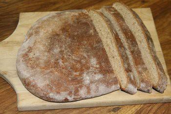 Grandma Judy's flatbread.