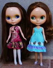Liliana y Joya