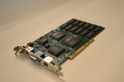 Inner Geek: Kevin Krewell collects GPUs