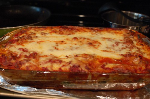 Best Lasagna Ever