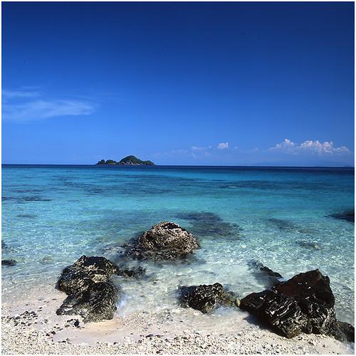 Pulau Susu Dara Besar, Perhentian Island