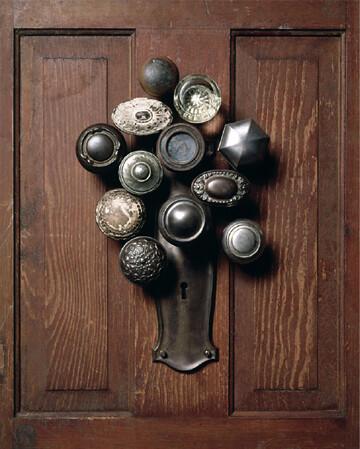 Geof Kern, Doorknobs, 1995