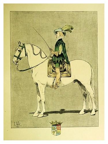 013-Cesar Augusto de Bellegarde marques de Termes-Le chic à cheval histoire pittoresque de l'équitation 1891- Louis Vallet