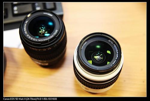PENTAX附的18-55KIT鏡會有多好呢?我們來MOCAP看看