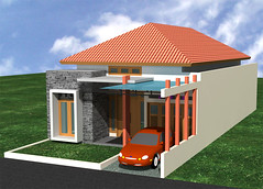 Rumah-Depok-Maharaja-1 by Indograha Arsitama Desain & Build