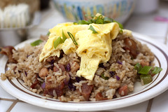 fried rice @ gazebo