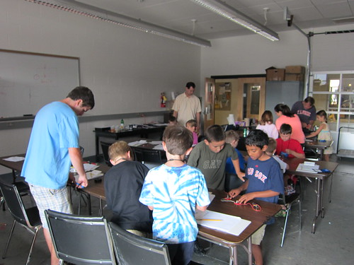 KEEPERS Camp 2010 Electrical Engineering Day