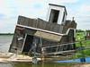 Sunken Living Room (jeffs4653) Tags: usa abandoned river geotagged boat newjersey unitedstates houseboat meadowlands sunken carlstadt hackensackriver geo:lat=4080702400 geo:lon=7406047500