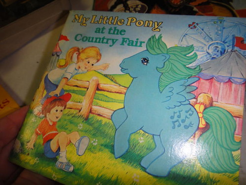 """My Little Pony at the County Fair."""