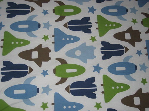 Spaceship sheets