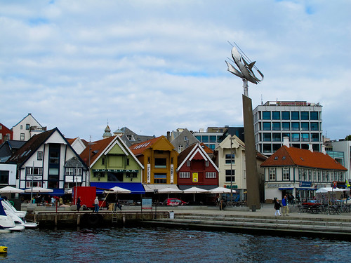 The Harbor - Stavanger, Norway
