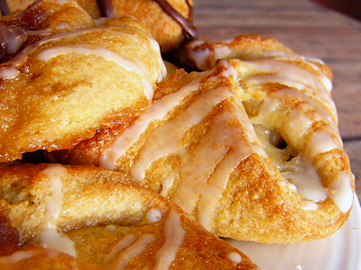E.A.T World: Austria - Cream Golatschen (Danish Pastries)