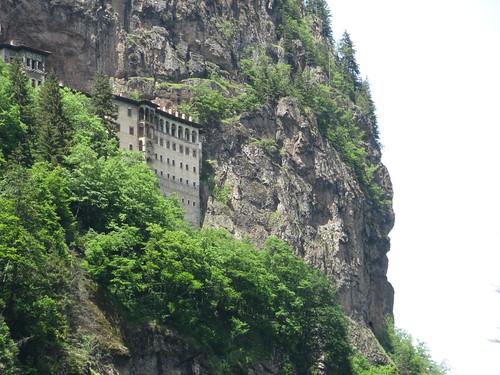Mosteiro de Sumela, Turquia