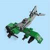Sentai Zero - Sky Fighter (Fredoichi) Tags: plane fighter lego space military micro shooter shootemup skyfi shmup microscale skyfighter fredoichi