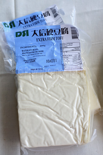 Asian Extra Firm Tofu for Tahu Bacem