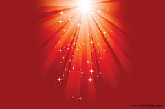 خلفية حمراء شعاعية (istockds) Tags: أشعة نجوم خلفيةحمراءشعاعية