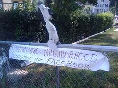 SHEPARD KING NEIGHBORHOOD ASSOCIATION IS ON FACEBOOK