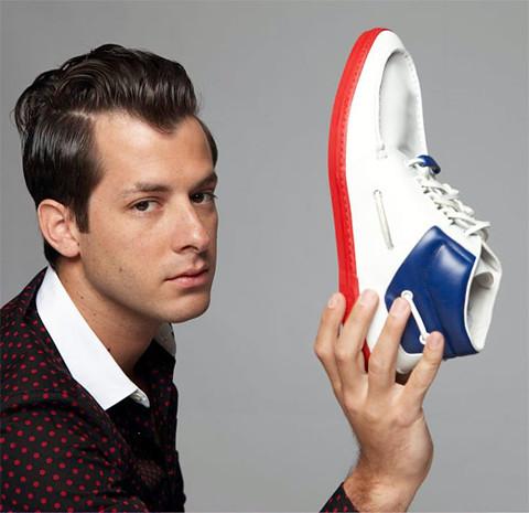 Mark Ronson Gucci sneaker