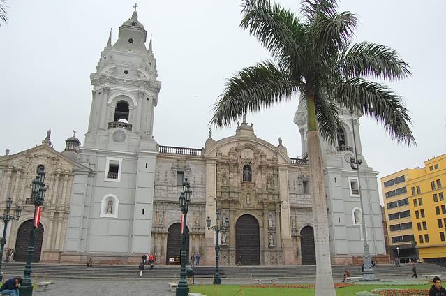 〔世界遺産〕リマ歴史地区 Lima(ペルー)+Larco Marで太平洋を眺めて乾杯!