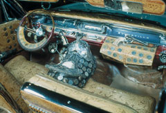 Roy Rogers bonneville interior