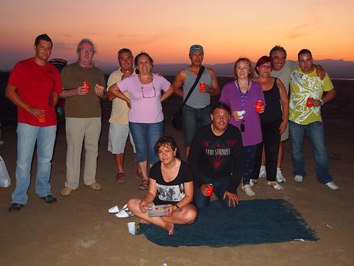 próxima salida*** atardecer y nocturnas en platja del fangar.17 de julio (by Foto Borras)