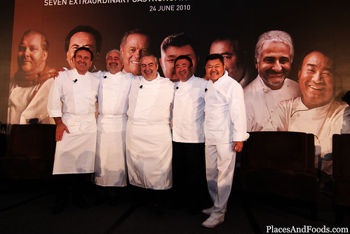 Marina Bay Sands Singapore Top Chef2