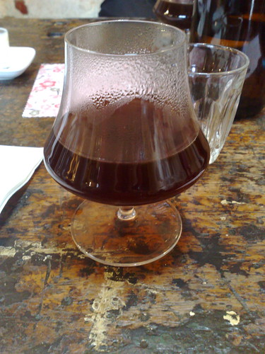 syphon coffee of the day - Ethiopian Yirgacheffe