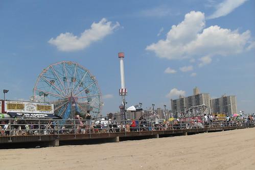 coney island, siren fest