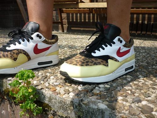 Nike air max 1 yellow safari atmos a photo on Flickriver