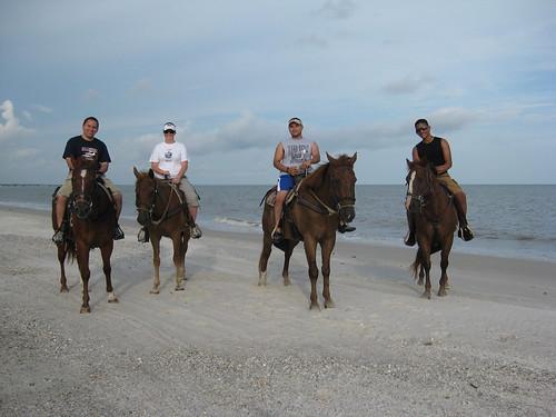 Jose, Me, Alex & Chente