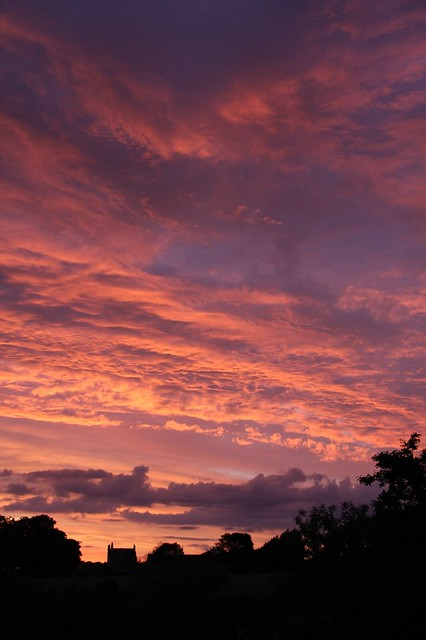 Gloucestershire Sunset One